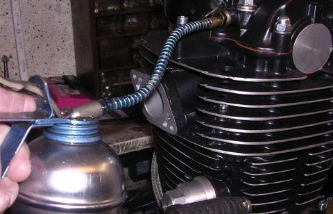 richtige öltemperatur auto