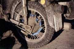 motorrad spur messen