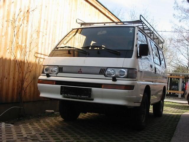 motorangs mitsubishi l300 4x4