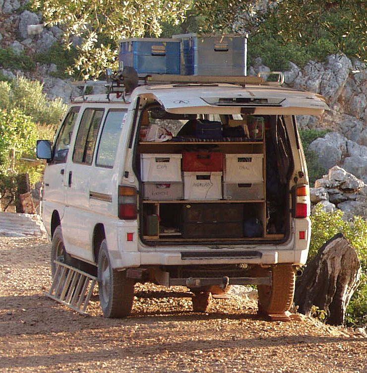 Mitsubishi Delica Owners Club UK™ :: View Topic