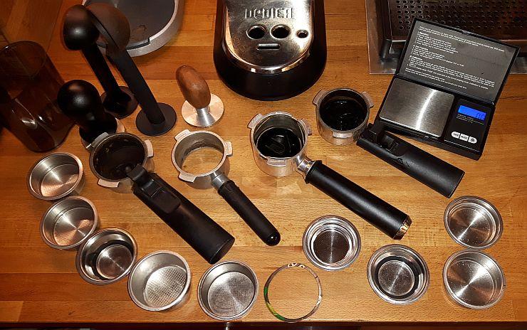normalen kaffee mit ec685